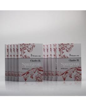 Kit 10 Livros | Edição de Bolso | 3 Minutos com Charles H. Spurgeon