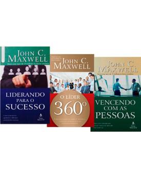 Kit | 3 Livros | John C. Maxwell