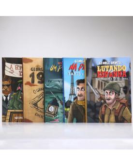 Kit 5 Livros | George Orwell
