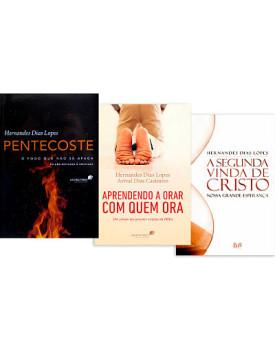 Kit 3 Livros | Avivamento | Hernandes Dias Lopes