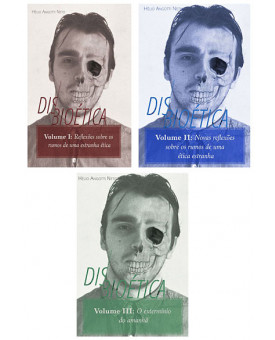 Kit 3 Livros | Disbioética | Hélio Angotti Neto