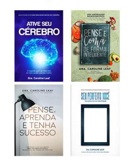 Kit 4 Livros | Dra. Caroline Leaf