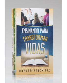 Kit 3 Livros | Ide e Fazei Discípulos