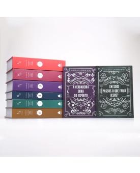 Box 8 Livros | Enciclopédia da Bíblia, Teologia e Filosofia + Grátis 2 Clássicos da Literatura Cristã | Russell Norman Champlin