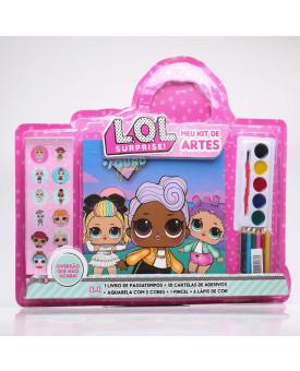 L.O.L Surprise   Meu Kit de Artes