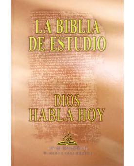 La Biblia de Estudio | Dios Habla Hoy