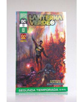 Lanterna Verde   Vol.13   Panini
