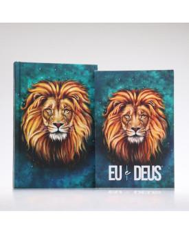 Kit Leão Aslam | Bíblia + Eu e Deus | Orar e Vencer