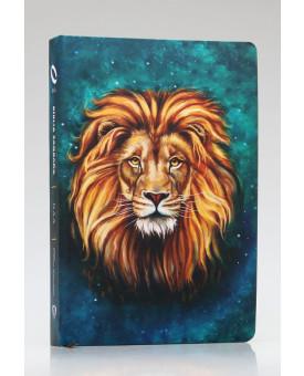 Bíblia Sagrada | NAA | Letra Grande | Soft Touch | Leão Aslam