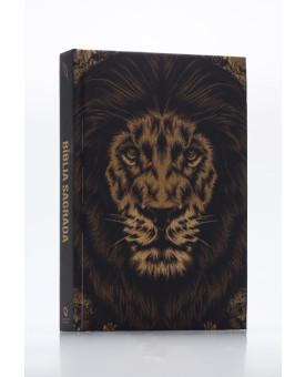Bíblia Sagrada | NAA | Letra Grande | Capa Dura | The King