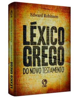 Léxico Grego No Novo Testamento | Robinson Edwards