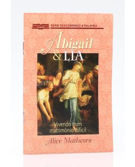 Livreto | Abigail & Lia | Alice Mathews