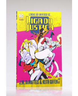 Liga da Justiça | Vol.11 | J.M. DeMatteis & Keith Giffen