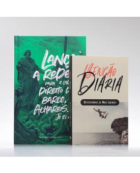 Kit Tempo com Deus | Bíblia ACF Lançai a Rede + Devocional Benção Diária