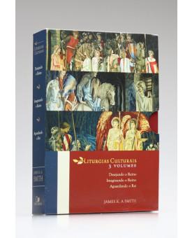 Box 3 Livros   Liturgias Culturais   James K. A. Smith