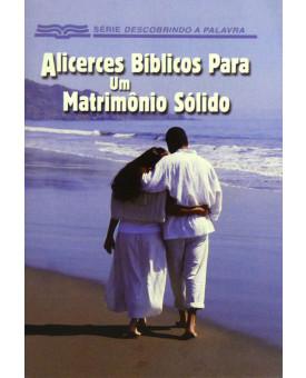 Livreto   Alicerces Bíblicos para um Matrimônio Sólido   RBC