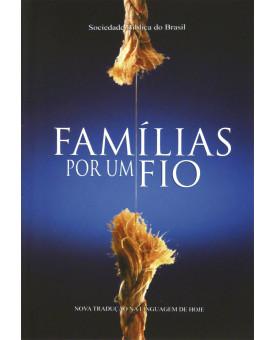 Livreto | Famílias Por Um Fio | SBB