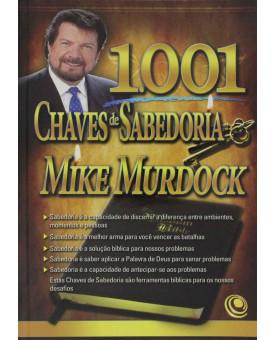 Livro 1001 Chaves De Sabedoria - Mike Murdock