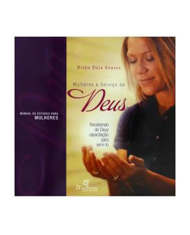 Livro Mulheres a serviço de Deus - Manual de estudo para Mulheres - UDF (Universidade da Família)