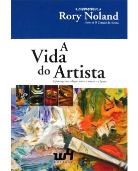 Livro A Vida Do Artista – Rory Noland