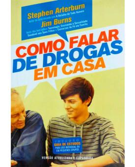 Livro Como Falar de Drogas Em Casa - UDF (Universidade da Família)