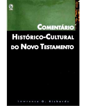 Livro Comentário Histórico-Cultural do Novo Testamento