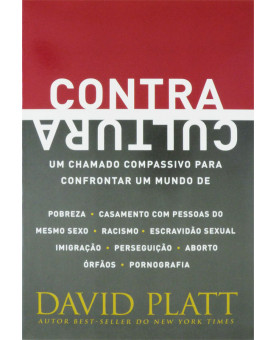 Livro Contracultura | David Platt