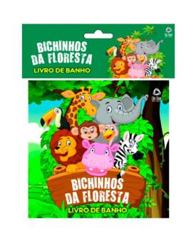 Livro de Banho   Bichinhos da Floresta