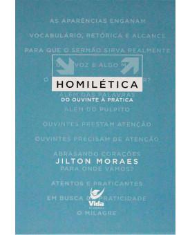 Homilética | Do Ouvinte a Prática | Jilton Moraes