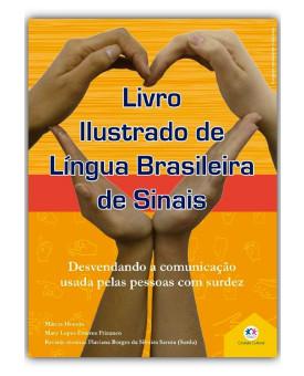 Livro Ilustrado de Língua Brasileira de Sinais | Vol. 2 | Márcia Honora