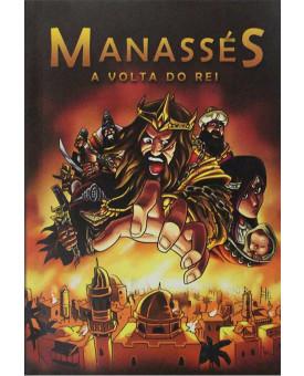 Livro Manassés A Volta do Rei - Isaac Taan E Rachel Ang
