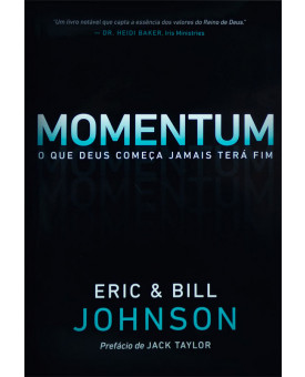 Momentum | Eric & Bill Johnson