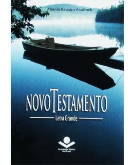Bíblia Sagrada | RA | Letra Grande | Edição de Bolso
