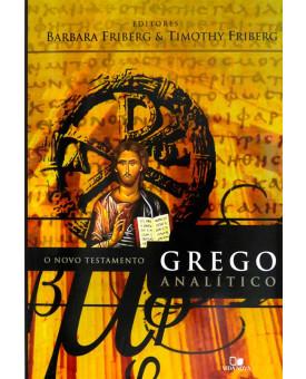 Novo Testamento Grego Analítico