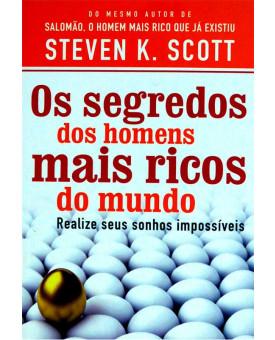 Livro Os Segredos dos Homens Mais Ricos do Mundo