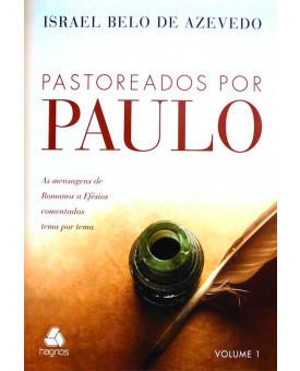 Livro Pastoreados por Paulo - Volume 1