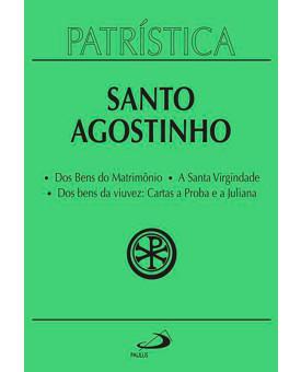 Coleção Patrística | Santo Agostinho | Vol. 16