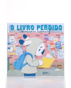O Livro Perdido   Margarita Surnaite