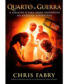 Livro Quarto De Guerra   Chris Fabry