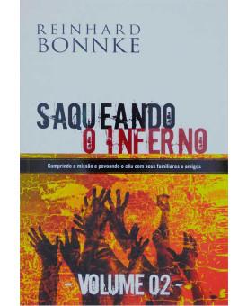 Livro Saqueando O Inferno Volume 2