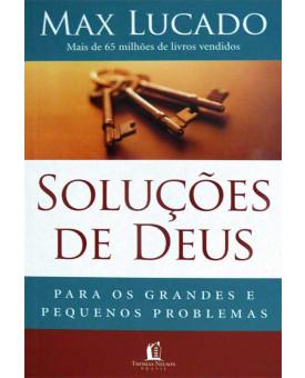Livro Soluções de Deus – Max Lucado