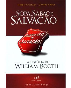 Sopa, Sabão e Salvação | Janet e Geoff Benge