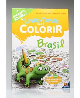 Livro - Tapete Para Colorir | Brasil | Todolivro