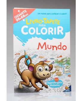 Livro - Tapete Para Colorir | Mundo | Todolivro