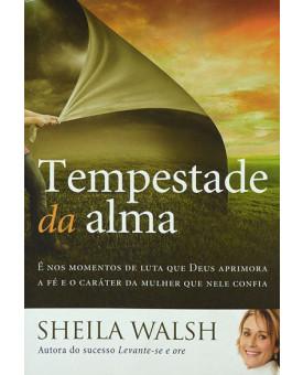 Livro | Tempestade Da Alma | Sheila Walsh