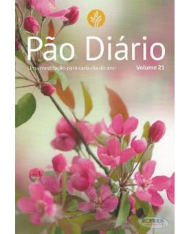 Livro Devocional Pão Diário | Feminino Vol. 21