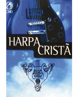 Harpa Cristã | Brochura | Grande | Azul