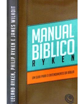 Livro Manual Bíblico Ryken