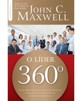 Livro O Líder 360º - Jhon C. Maxwell