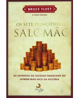 Os Sete Princípios de Salomão | Bruce Fleet